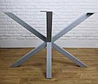 """Ніжка для столу металеві """"Кілки"""" від виробника, фото 4"""