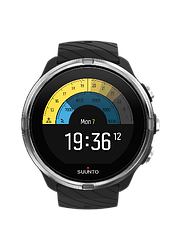 GPS-часы для мультиспорта SUUNTO 9 BLACK
