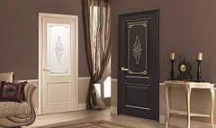 Двери ламинированные пвх deluxe (модели под классику)