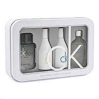 Подарочный набор Calvin Klein Travel Edition 4 в 1 (УЦЕНКА)