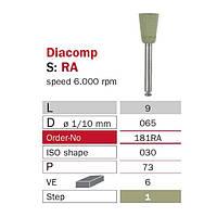 Полировальная головка ортодонтическая 181RA для у/н DIACOMP