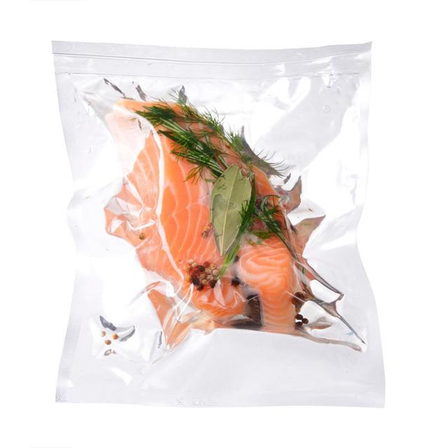 Пакети для вакуумної упаковки продуктів