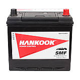 Аккумулятор автомобильный Hankook 6СТ-68 АзЕ Asia SMF85D23FL, фото 2