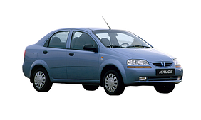 Chevrolet Kalos (2005 - ... )