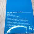 Наушники беспроводные A6S с шумоподавлением Bluetooth блютуз с микрофоном Черный (Оригинальные фото), фото 5