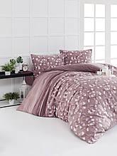 Комплект постельного белья из фланели евро размер ТМ First Choice Gianna Gulkurusu
