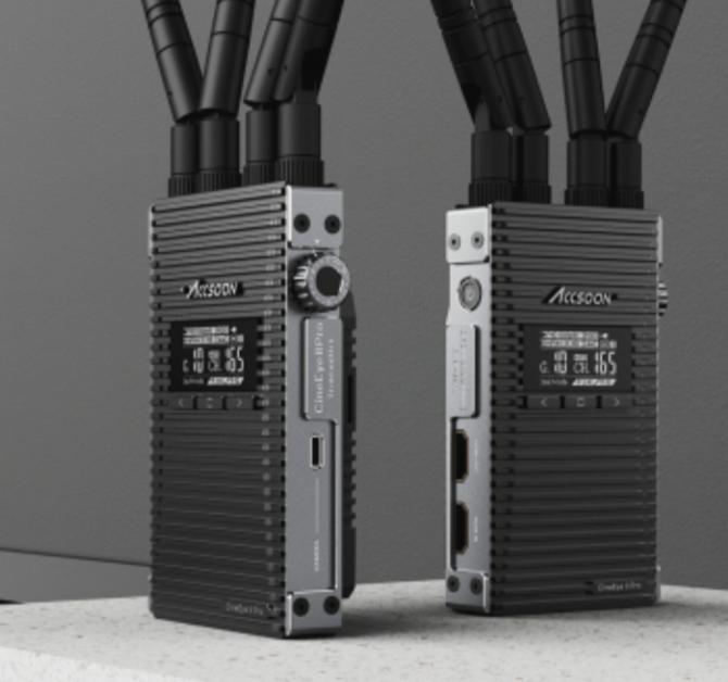 Беспроводной видеопередатчик Accsoon CineEye 2 Pro Multispectrum Wireless Video Transmitter (CineEye 2 Pro)