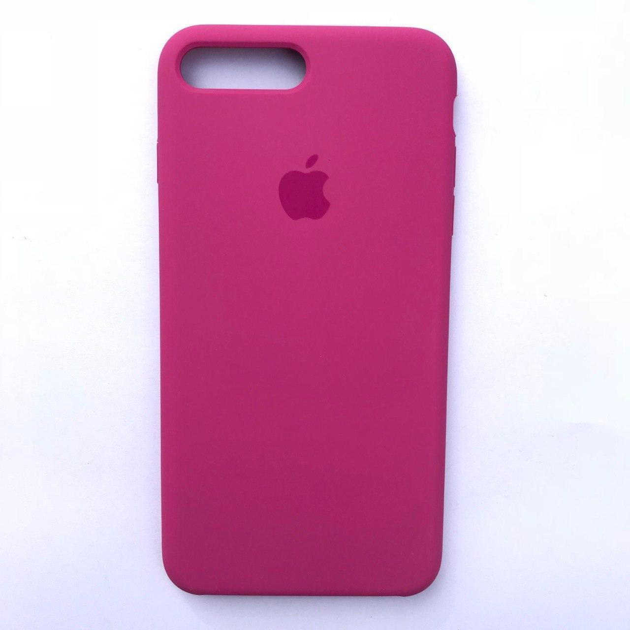 Накладка оригінальна Apple Silicone Case для iPhone 7 Plus, 8 Plus Dragon Fruit