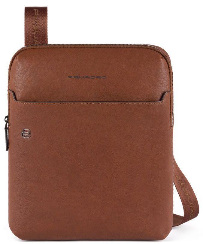 Мужская сумка Piquadro Bl Square коричневый
