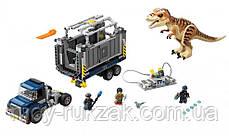 "Конструктор Bela ""Jurassic World - Транспорт для перевозки Тираннозавр"" , 638 дет., 10927, фото 2"