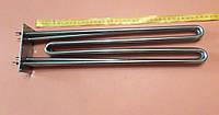Блок тэн (нержавейка) 9000W / 230V / L=380мм на прямоугольном фланце 55мм*105мм (6 отверстий) для электрокотла
