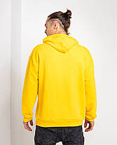 Худи UNISEX   желтый цвет, фото 2