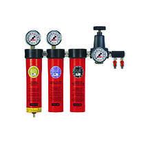 Блоки подготовки воздуха и регуляторы давления