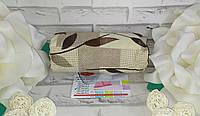 Простынь на резинке р. 160х200х25  бязь люкс, фото 1