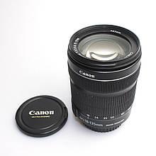 Объектив Canon EF-S 18-135mm f/3.5-5.6 IS STM БУ / в магазине