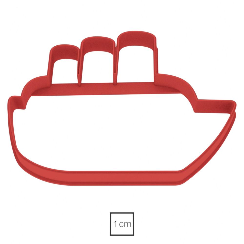 Висічка для пряників у вигляді корабля Титаніка