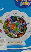 """Музыкальная игрушка на кроватку и коляску """"Подводный мир"""""""