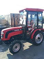 Трактор Foton LOVOL 244HC, 2-диск. сцепление, ГУР, фото 1