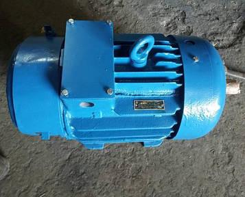 Крановый Электродвигатель МТF(Н) 111-6, 2,2кВт/925об.мин.