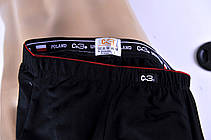 Мужские трусы - боксеры C+3 440 M черные, фото 3