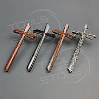 Кресты гранитные фигурные