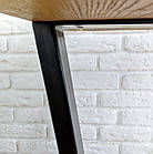 Металлические опоры Трапеция-2 под стол в кафе ножки для стола в ресторан, фото 3
