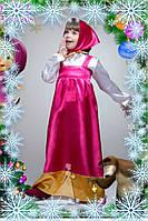 Детский карнавальный костюм Маши Код. 114