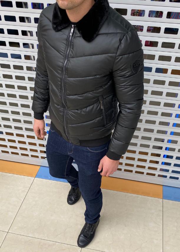 Мужская куртка  EA7.  ЛЮКСОВАЯ МОДЕЛЬ. Стильные и комфортные. РАЗМЕРЫ: S-2XL.