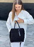Женская замшевая сумка polina&eiterou, фото 3