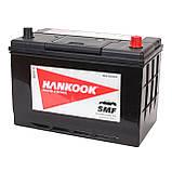 Аккумулятор автомобильный Hankook 6СТ-95 АзЕ Asia SMF115D31FL, фото 4