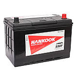 Аккумулятор автомобильный Hankook 6СТ-95 АзЕ Asia SMF115D31FL, фото 3