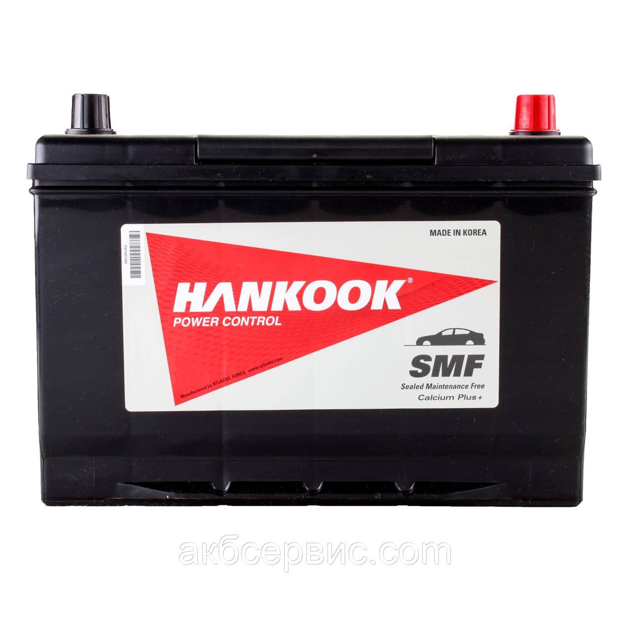 Аккумулятор автомобильный Hankook 6СТ-95 АзЕ Asia SMF115D31FL