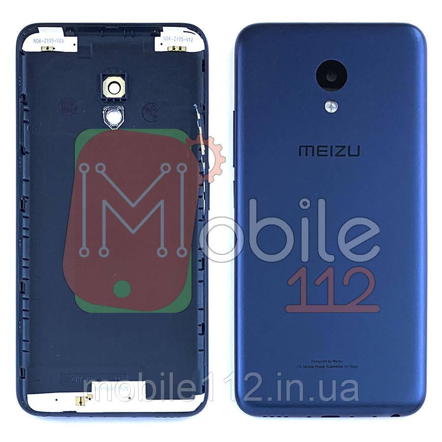 Задняя крышка Meizu M5 M611H синяя
