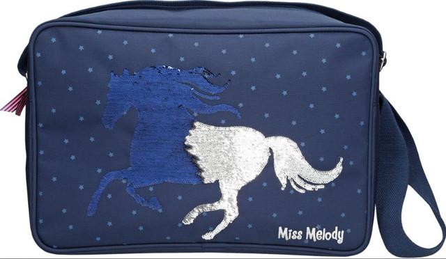 Depesche Miss Melody 10279 Shoulder Bag Blue сумка топ модел