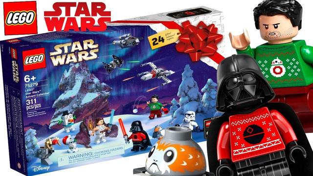 LEGO Новогодний календарь Star Wars 75279