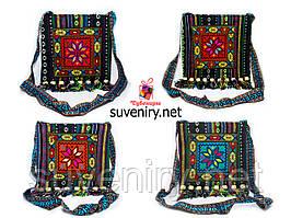 Карпатська жіноча сумка велика