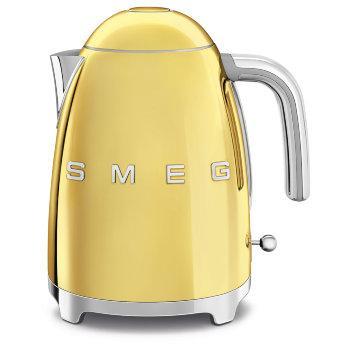 Чайник электрический Smeg 1.7 л золотой KLF03GOEU