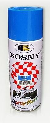 Краска аэрозольная BOSNY (400 мл.)
