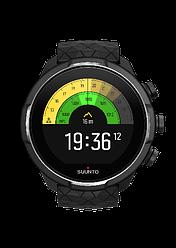 GPS-часы для мультиспорта SUUNTO 9 BARO TITANIUM