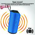 Портативная Bluetooth колонка Promate Chill 6 Вт Bluetooth 5 FM-radio Blue, фото 2