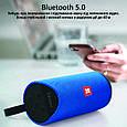 Портативная Bluetooth колонка Promate Chill 6 Вт Bluetooth 5 FM-radio Blue, фото 3