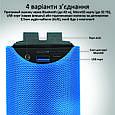 Портативная Bluetooth колонка Promate Chill 6 Вт Bluetooth 5 FM-radio Blue, фото 5