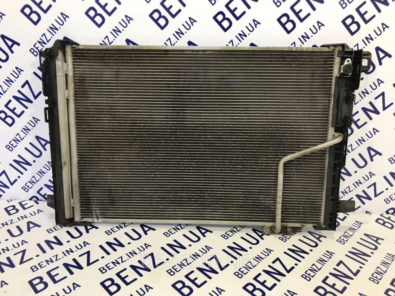Радиатор кондиционера Mercedes W212/X204/C207 A2045000654