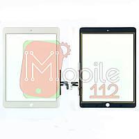 Сенсор (тачскрин) Apple iPad Air A1474 A1475 A1476, iPad 5 9.7 2017 A1822 A1823 белый копия высокого качества
