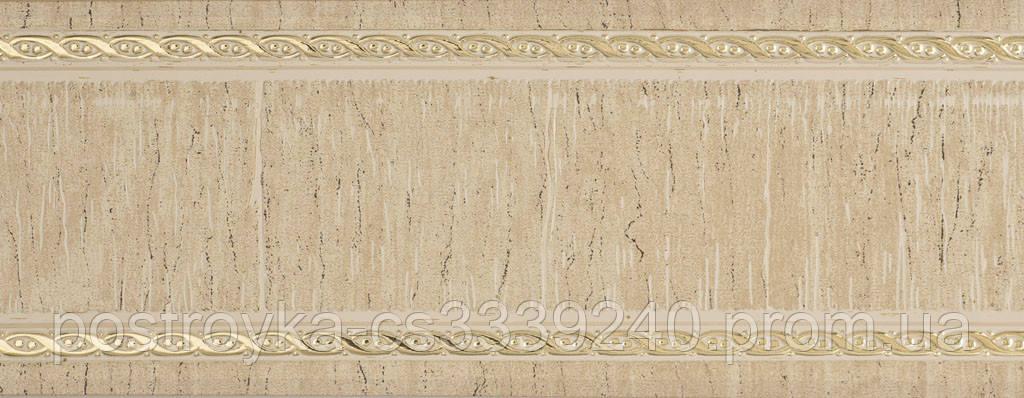Лента декоративная на карниз, бленда Модерн №342 70 мм на усиленный потолочный карниз КСМ