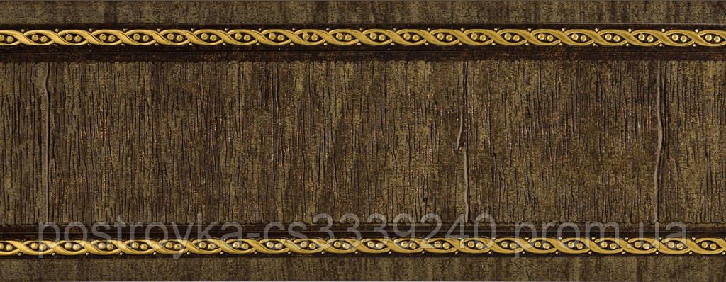 Лента декоративная на карниз, бленда Модерн №425 70 мм на усиленный потолочный карниз КСМ