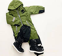 Комбинезон зимний Reima Reimatec Kiddo Finn зеленый 104 см ab82974