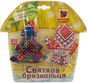 """Брязкальце на коляску """"Святкові Етно-Еко"""" MK5401-01"""