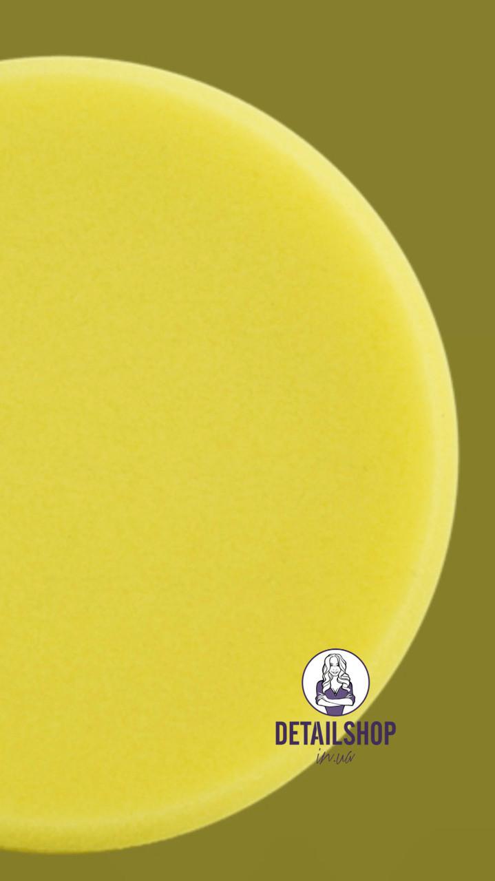 """""""Полірувальний круг cередньої жорсткості - Meguiar`s DA Foam Polishing Pad 5"""""""" 125 мм. жовтий"""
