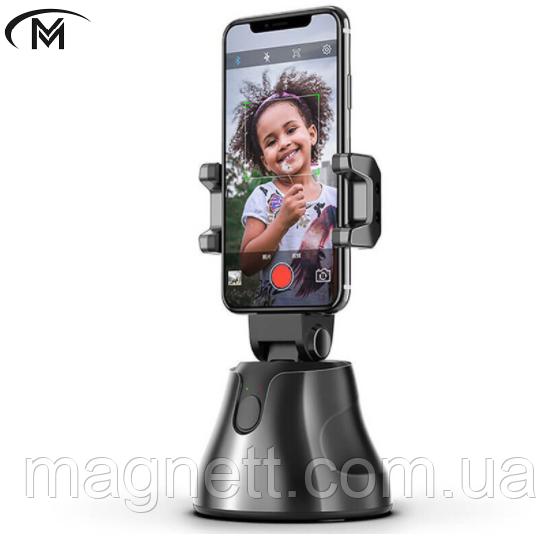 Умный настольный смарт-штатив для видео блогеров с датчиком движения Apai Genie Smart Robot-Cameraman 360°